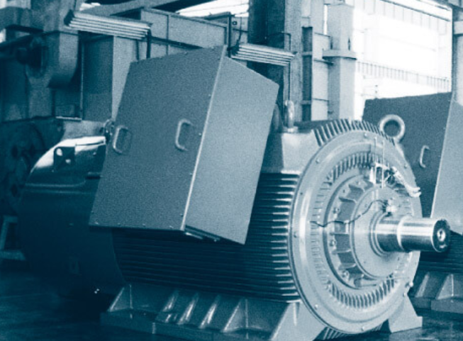 External cooling for electric motors