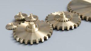 komponenty elektromotor