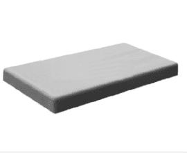 betonova strieška rovná