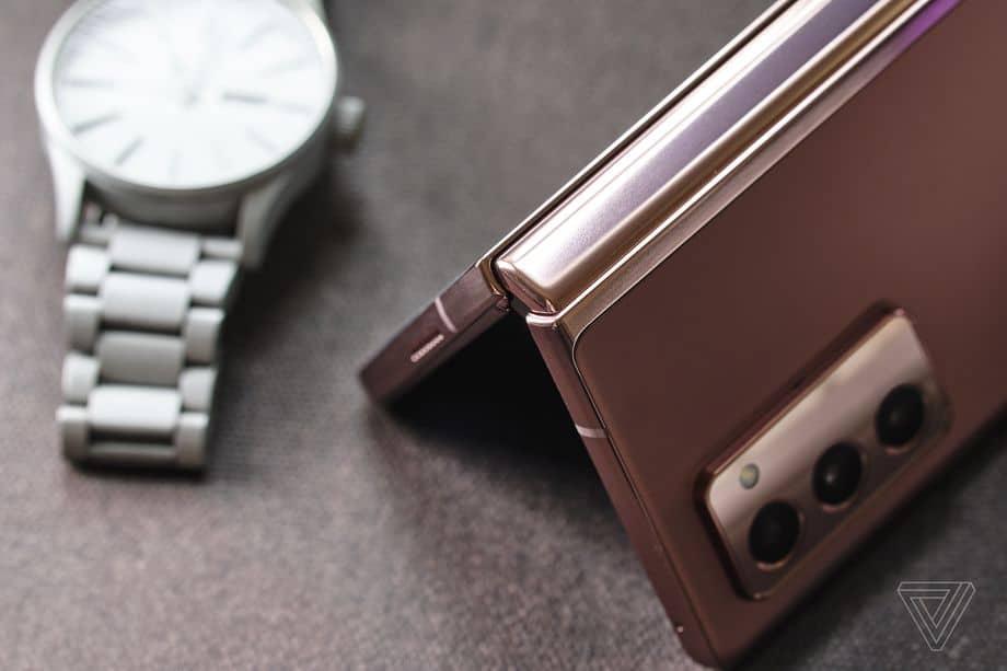 Samsung Galaxy Z Fold 2 recenzia
