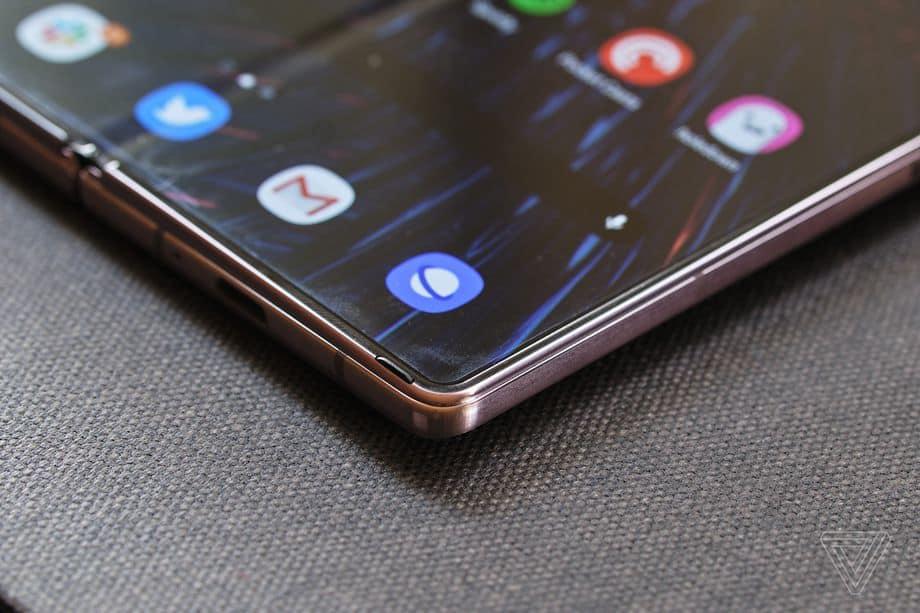 Samsung Fold 2 recenzia