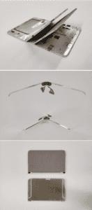surface duo rozobrany