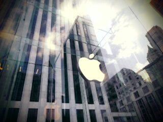 apple budova