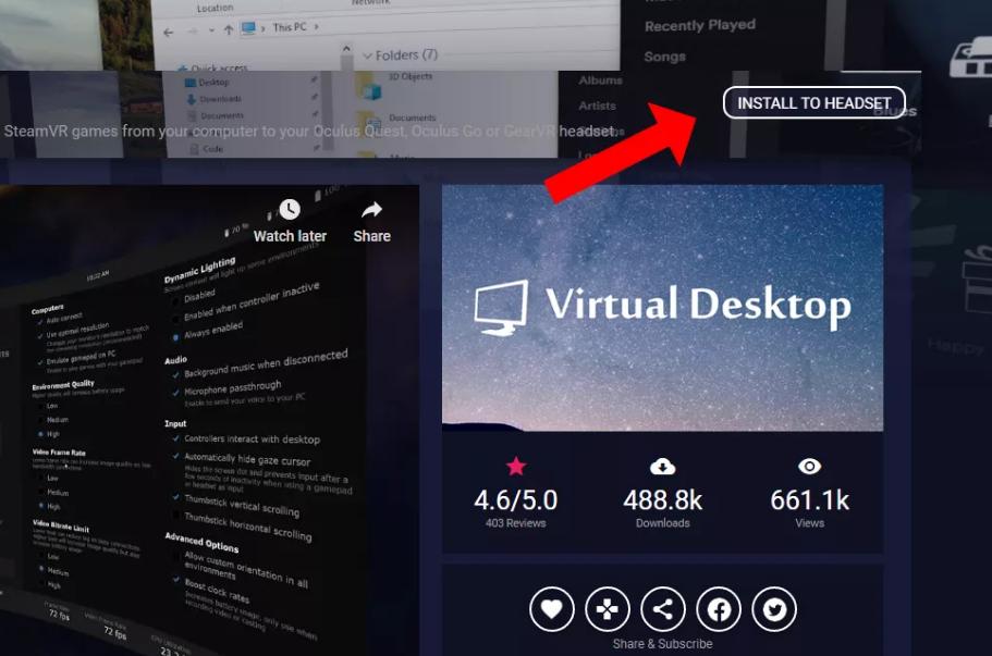 virtual desktop aktualizácia patch