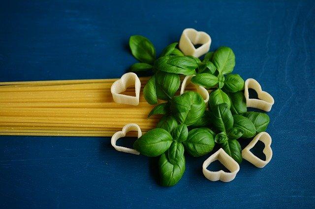 spagety pšenové