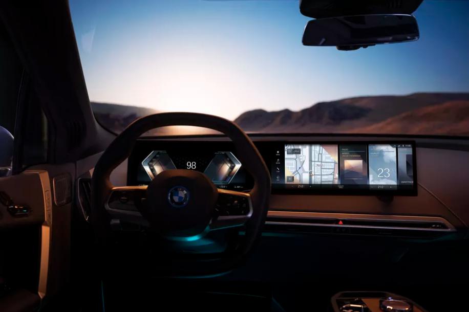 BMW predstavilo novú generáciu rozhrania iDrive