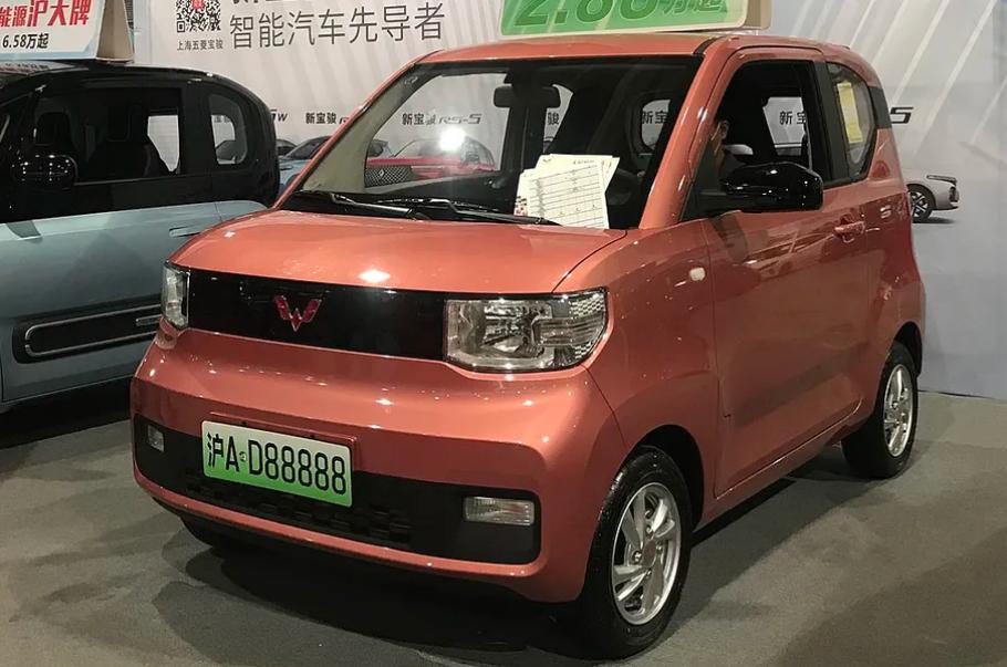 Tesla zaostáva: Hong Guang Mini sa stal najpredávanejším elektromobilom