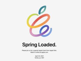 udalosť Spring Loaded