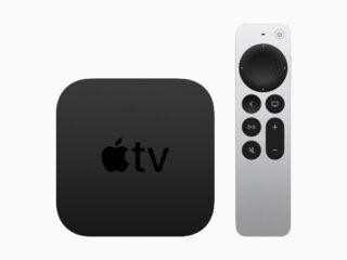 apple tv 4k ovládač