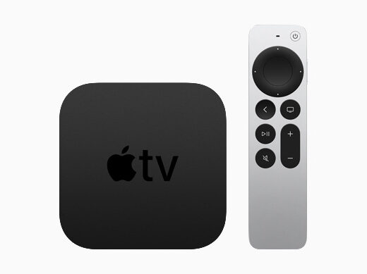 apple tv 4k ovládač