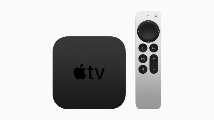 ovládač k apple tv