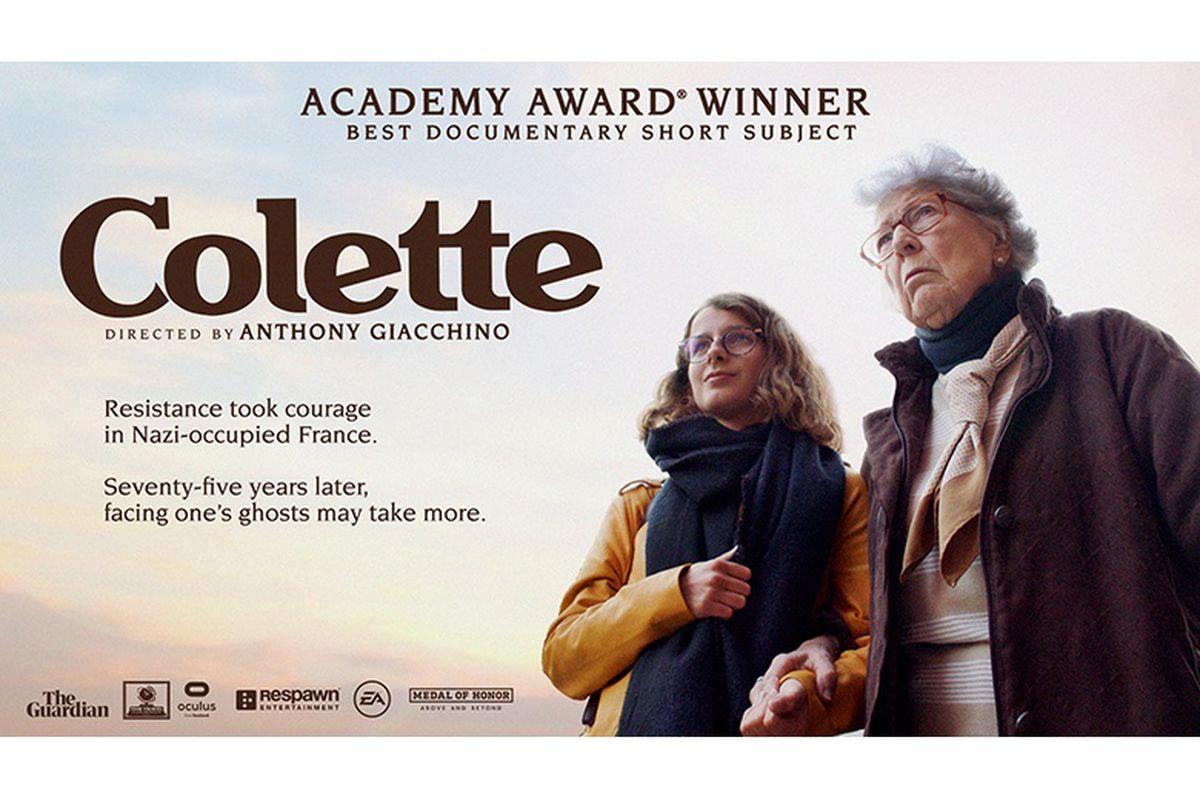 Colette: Oscar pre herné štúdio za krátky dokumentárny film